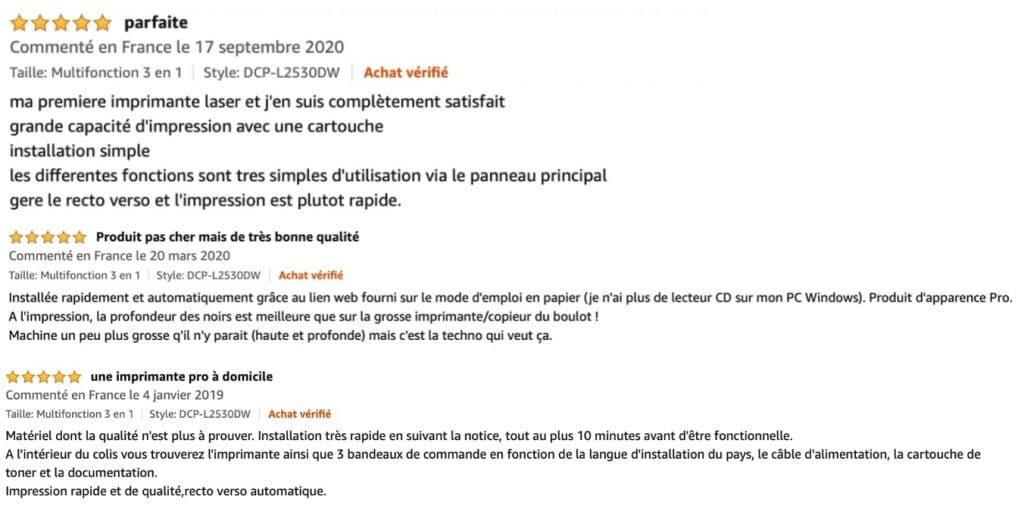 DCP-L2530DW ais client