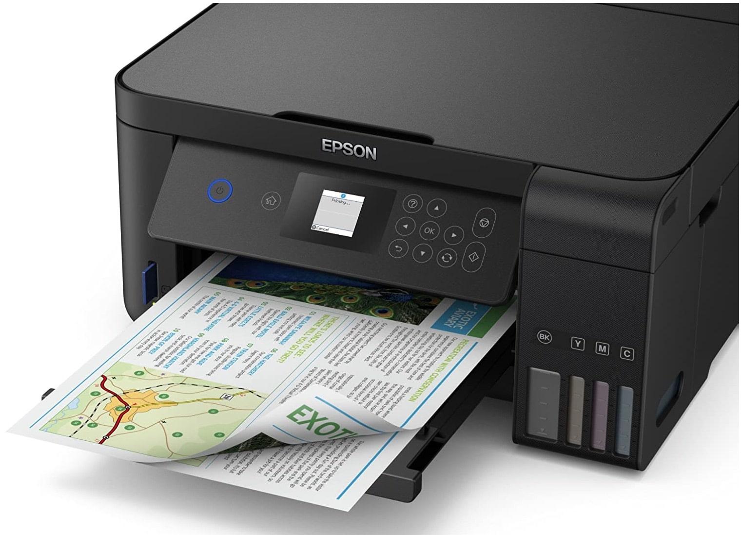Epson ECOTANK ET-2750 imprimante