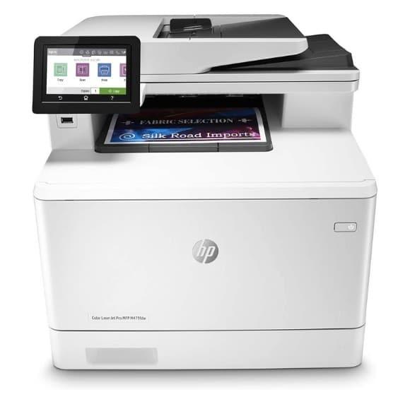 HP Color Laserjet Pro MFP M479fdw test & avis