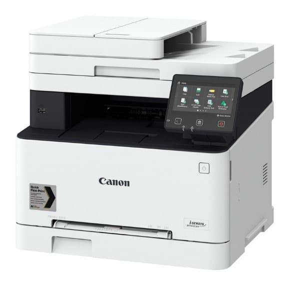 Canon i-SENSYS MF643CDW test & avis