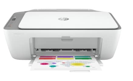 HP Deskjet 2710 test