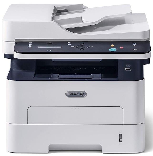 test de la Xerox B205