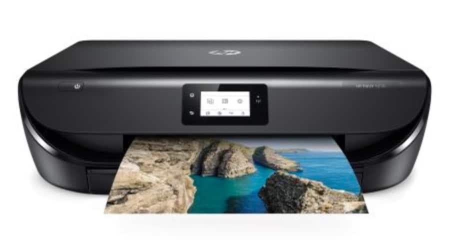 test de l'imprimante HP Envy 5030