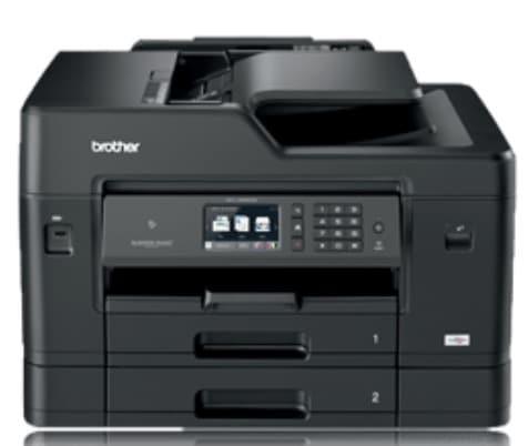test de l'imprimante Brother MFC J6930DW