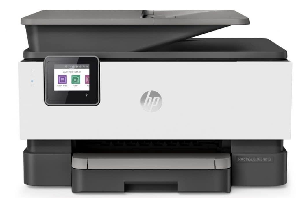 L'imprimante HP Officejet Pro 9012