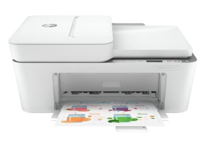 le test de l'imprimante HP DeskJet Plus 4120