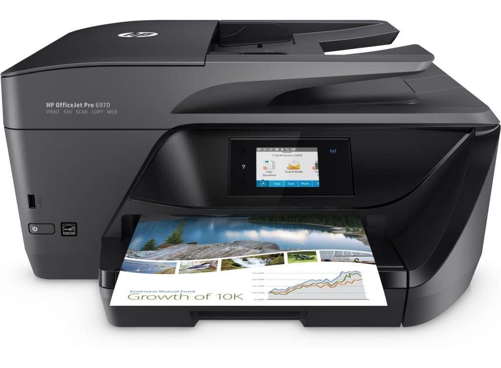HP Officejet Pro 6970 test avis