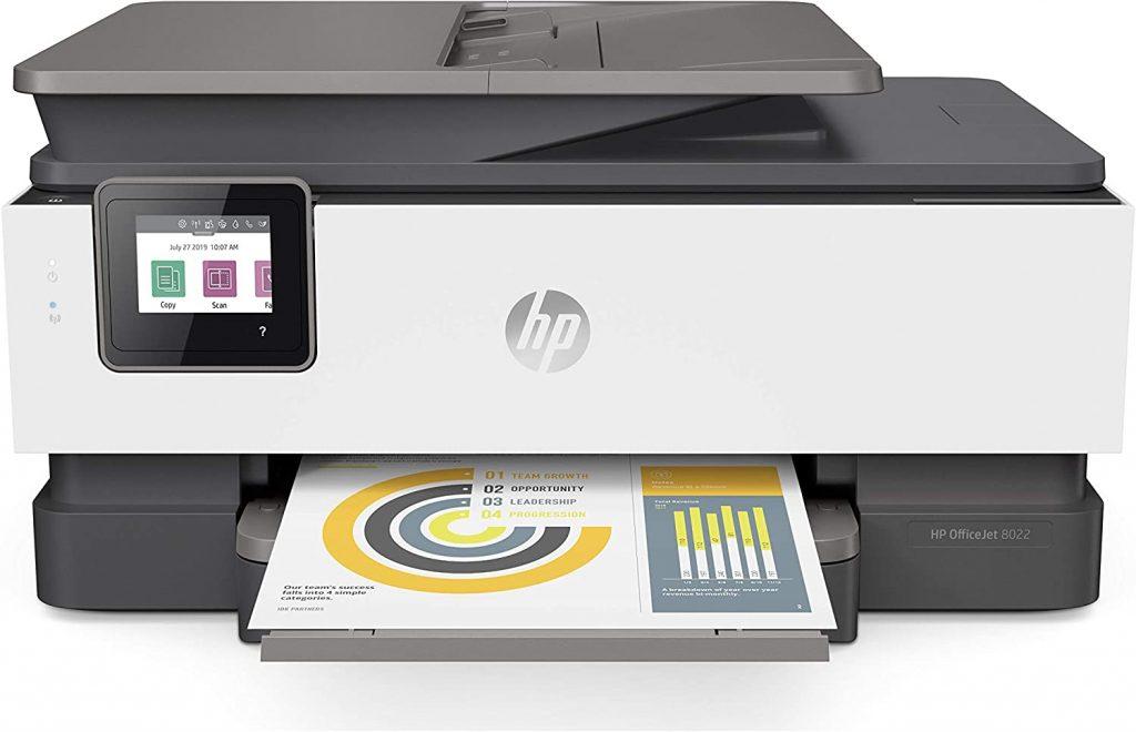 HP Officejet Pro 8022 tets & avis complet par le site avis-imprimante