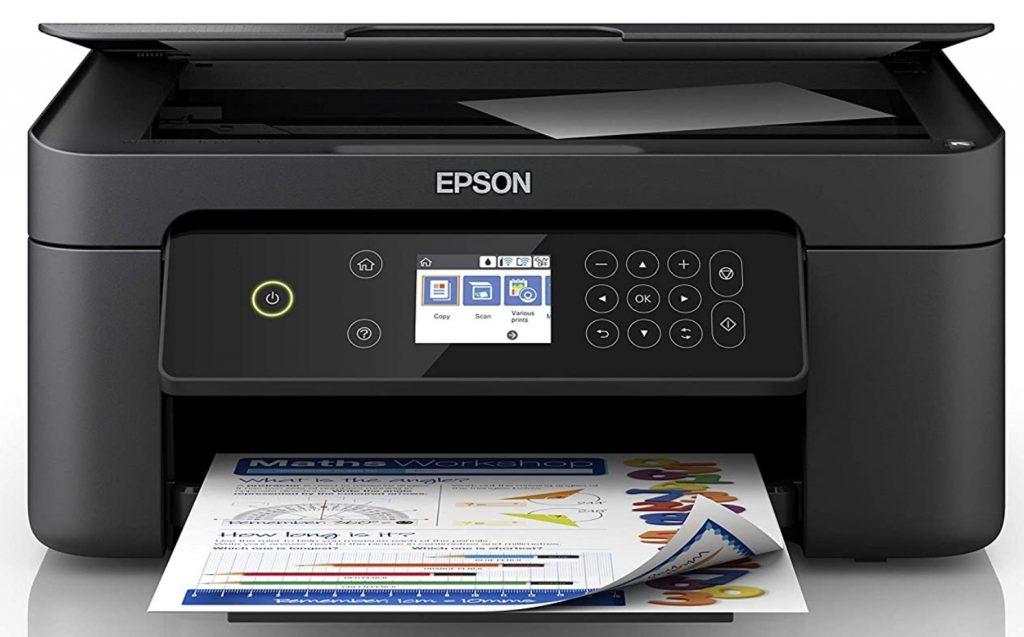 Test & avis imprimante Epson XP 4100
