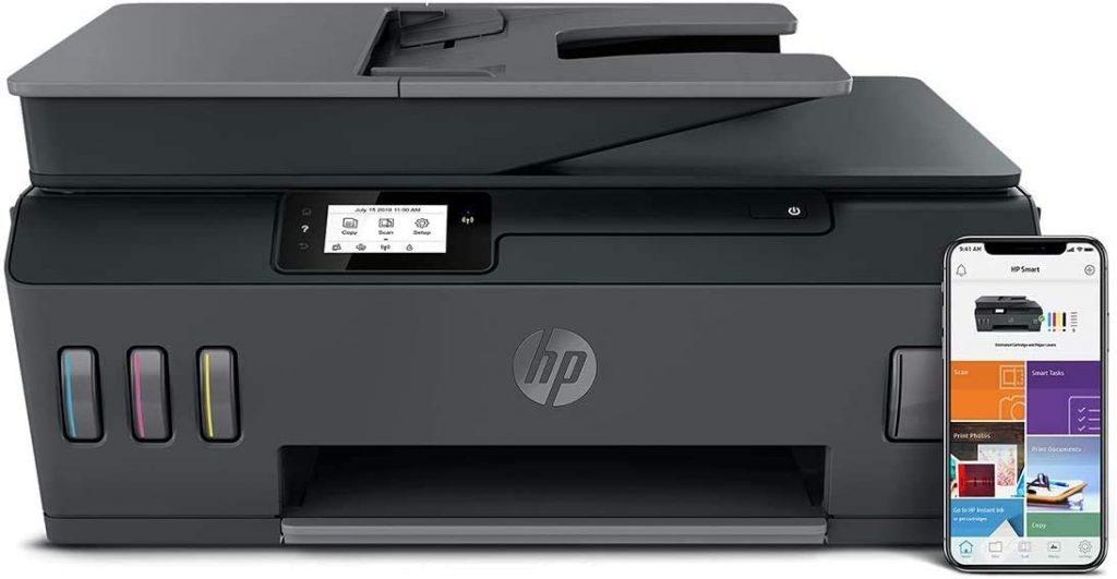 imprimante de la marque HP HP SmartTank Plus 570