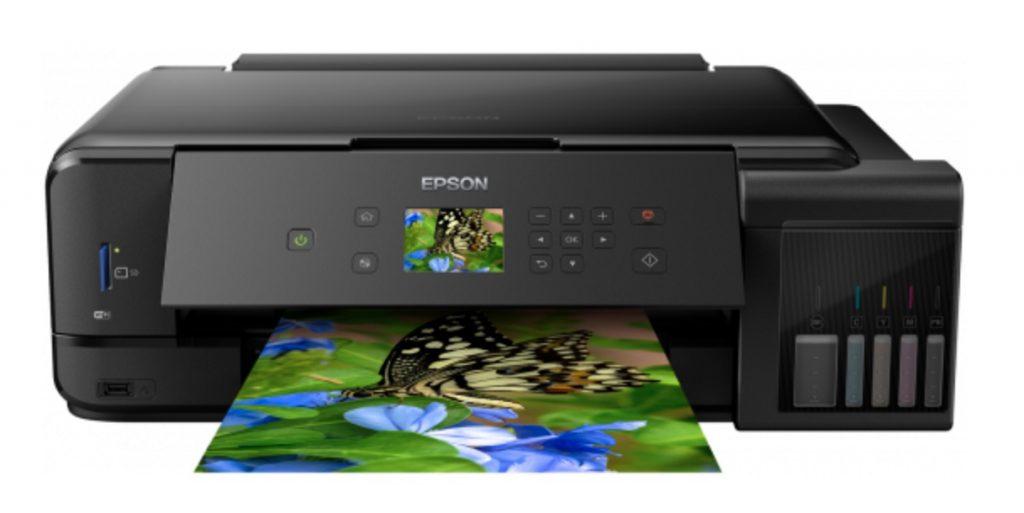 Epson ECO TANK ET-7750 imprimante pour imprimer des photos en haute qualité