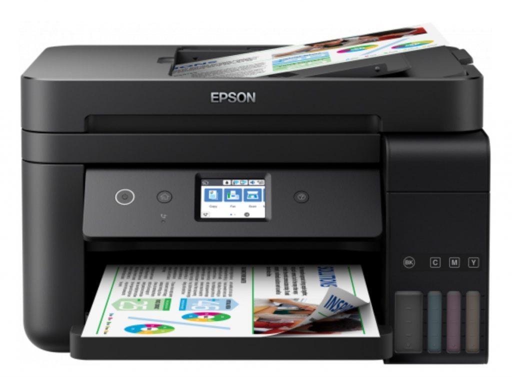 Imprimante à bouteilles d'encre : Epson Eco tank Et-4750